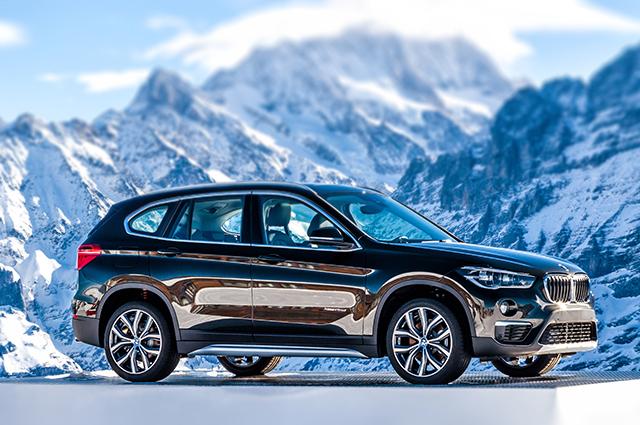 BMW und MINI Winterkompletträder