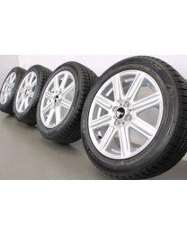 Original Mini R50 R52 R53 R55 R56 R57 R58 R59 16 Zoll Winterradsatz Rib Spoke 115