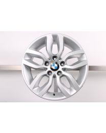 1x Original BMW X3 F25 X4 F26 17 Zoll Alufelge 305 Y-Speiche