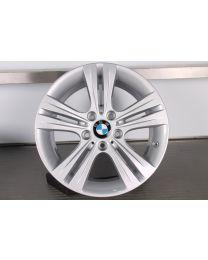 1x Original BMW 3er F30 F31 / 4er F32 F33 F36 17 Zoll Alufelge