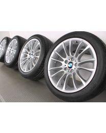 Original BMW 7er F01 F02 / 5er GT F07 19 Zoll Sommerradsatz 302M V-Speiche