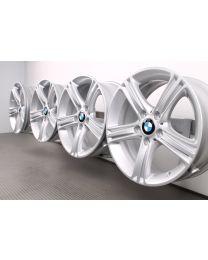 ORIGINAL BMW 3er F30 F31 4er F32 F33 F36 17 Zoll Alufelgen 393 Sternspeiche
