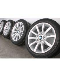 Original BMW 5er F10 F11 / 6er F06 F12 F13 18 Zoll Sommerradsatz 365 Sternspeiche