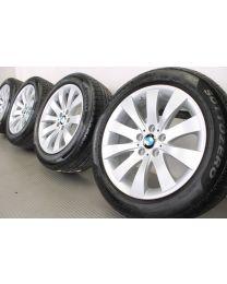 ORIGINAL BMW 7er F01 F02 F04 / 5er GT F07 18 Zoll Winterradsatz 250 Sternspeiche