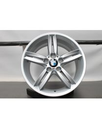 ORIGINAL BMW 1er E81 E87 18 Zoll Alufelge für die Hinterachse