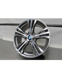 1x ORIGINAL BMW 3er F30 F31 / 4er F32 F33 F36 19 Zoll Alufelge