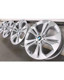 ORIGINAL BMW X1 F48 17 Zoll Alufelgen 385 Doppelspeiche