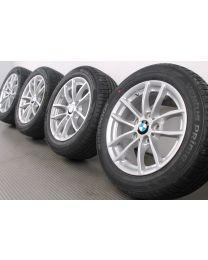 Original BMW 1er F20 F21 / 2er F22 F23 16 Zoll Sommerradsatz 378 V-Speiche