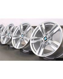 ORIGINAL BMW X5 F15 19 Zoll Alufelgen 467 M Doppelspeiche