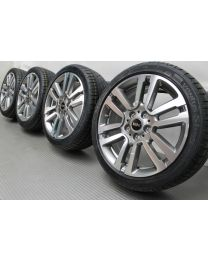 Original Mini F55 F56 F57 17 Zoll Sommerradsatz Seven Spoke 497 spectre grey