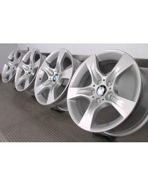 ORIGINAL BMW 3er E90 E91 E92 E93 17 Zoll Alufelgen 339 Sternspeiche