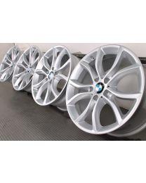 ORIGINAL BMW X6 F16 19 Zoll Alufelgen 594 V-Speiche