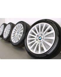 ORIGINAL BMW 7er F01 F02 F04 / 5er GT F07 19 Zoll Winterradsatz 235 Vielspeiche