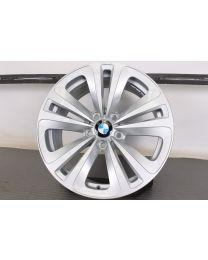 1x ORIGINAL BMW 7er F01 F02 / 5er GT F07 18 Zoll Alufelge