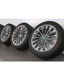ORIGINAL BMW 7er F01 F02 F04 / 5er GT F07 19 Zoll Winterradsatz 252 Vielspeiche