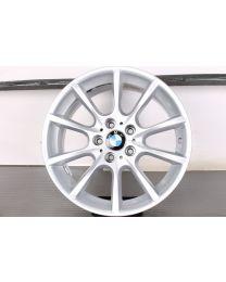 1x ORIGINAL BMW 5er F10 F11 / 6er F06 F12 F13 19 Zoll Alufelge 281 V-Speiche