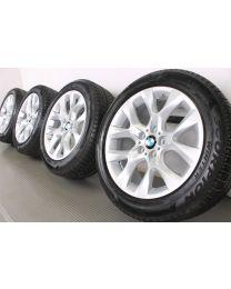 ORIGINAL BMW X5 F15 19 Zoll Winterradsatz 334 Y-Speiche