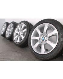 ORIGINAL BMW 5er F10 / 6er F12 F13 18 Zoll Sommerradsatz 330 Sternspeiche