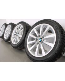 ORIGINAL BMW 5er F10 F11 / 6er F06 F12 F13 18 Zoll Winterradsatz 328 V-Speiche