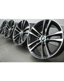 ORIGINAL BMW 3er GT F34 19 Zoll Alufelgen 598 M Doppelspeiche Bicolor