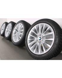 ORIGINAL BMW 5er G30 G31 18 Zoll Winterradsatz 632 W-Speiche