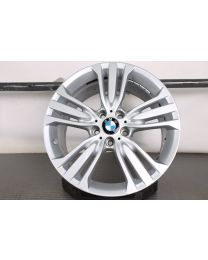 ORIGINAL BMW X5 F15 19 Zoll Alufelge 447 W-Speiche
