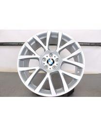 ORIGINAL BMW 7er F01 F02 / 5er GT F07 21 Zoll Alufelge 238 Doppelspeiche (Silber)