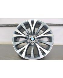 ORIGINAL BMW 7er F01 F02 / 5er GT F07 19 Zoll Alufelge 315 Y-Speiche (Bicolor)