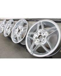 Original MINI R50 R52 R53 R55 R56 R57 R58 R59 16 Zoll Alufelge R102 Winder Silber