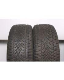 2x Dunlop SP Wintersport 3D Winterreifen 245/50 R18 100H