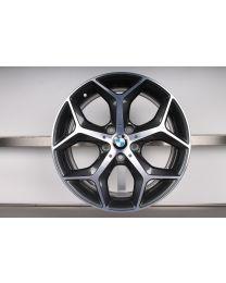 Original BMW X1 F48 X2 F39 18 Zoll Alufelge Y-Speiche 569 Bicolor
