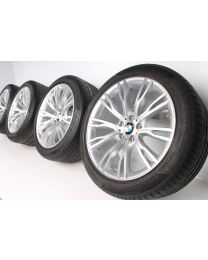 Original BMW X5 F15 / X6 F16 20 Zoll Sommerradsatz 551 Individual V-Speiche
