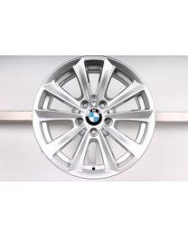 1x ORIGINAL BMW 5er F10 F11 / 6er F06 F12 F13 17 Zoll Alufelge 236 V-Speiche