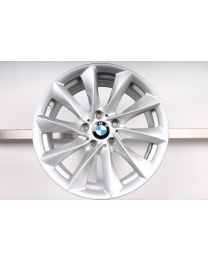 1x ORIGINAL BMW 3er F30 F31 / 4er F32 F33 F36 18 Zoll Alufelge 415 Turbinenstyling