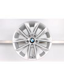 1x Original BMW X3 F25 X4 F26 18 Zoll Alufelgen 307 V-Speiche