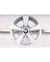 1x Original BMW 1er F20 F21 2er F22 F23 16 Zoll Alufelge 376 Sternspeiche