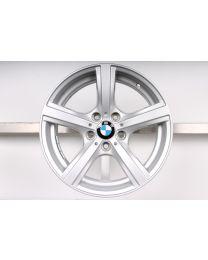 1x Original BMW Z4 E89 17 Zoll Alufelge 290 Sternspeiche Silber