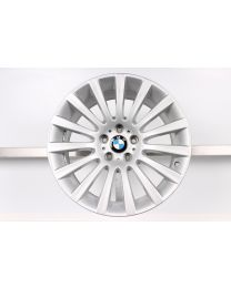 1x Original BMW 7er F01 F02 F04 5er GT F07 19 Zoll Alufelge 235 Vielspeiche VA