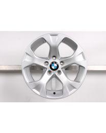 ORIGINAL BMW X1 E84 17 Zoll Alufelge 317 Sternspeiche
