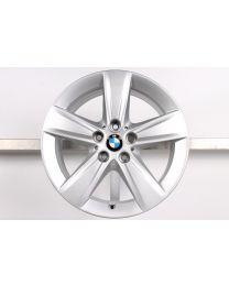 1x Original BMW 2er AT F45 GT F46 17 Zoll Alufelge 478 Sternspeiche Silber