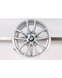 ORIGINAL BMW 1er F20 F21 / 2er F22 F23 16 Zoll Alufelge 378 V-Speiche