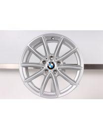 ORIGINAL BMW X1 F48 17 Zoll Alufelge 560 V-Speiche