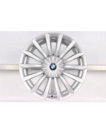 1x Original BMW 6er G32 7er G11 G12 19 Zoll Alufelge 620 Vielspeiche Silber