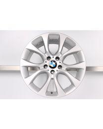 ORIGINAL BMW X5 / X6 19 Zoll Alufelge VA/HA 450 V-Speiche