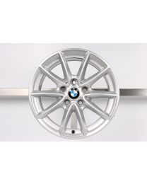 1x ORIGINAL BMW 2er AT F45 GT F46 16 Zoll Alufelge 471 V-Speiche