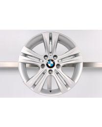 1x Original BMW 3er F30 F31 / 4er F32 F33 F36 17 Zoll Alufelge 392 Doppelspeiche
