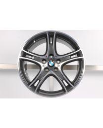 1x Original BMW 2er F45 AT F46 GT 18 Zoll Alufelge 361 Doppelspeiche
