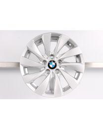 1x Original BMW 2er AT F45 GT F46 17 Zoll Alufelge 381 Turbinenstyling