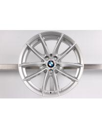 1x Original BMW X3 G01 X4 G02 18 Zoll Alufelgen 618 V-Speiche
