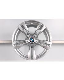 1x Original BMW X5 F15 19 Zoll Alufelge 467M Doppelspeiche